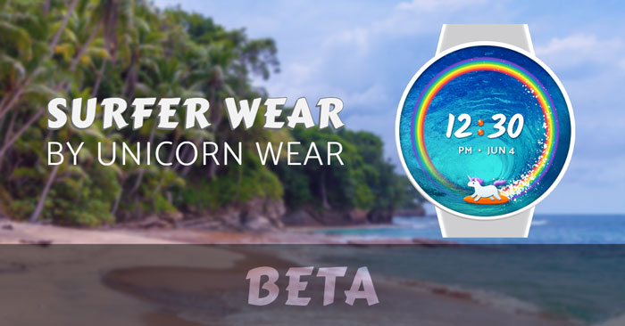 Surfer Wear by Unicorn Wear